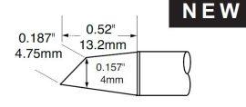 SCV-DRH440A - Forrasztó pákacsúcs