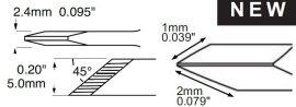 SCV-DRK45A - Forrasztó pákacsúcs