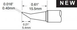 SFV-CNB04A - Forrasztó pákacsúcs