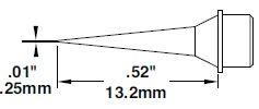 STTC-190 - Forrasztó pákahegy