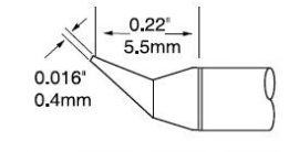UFTC-7CNB04 - Forrasztó pákahegy